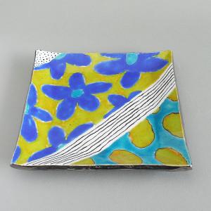 Talerz kwadratowy (19 x 19 x 2.5 cm)